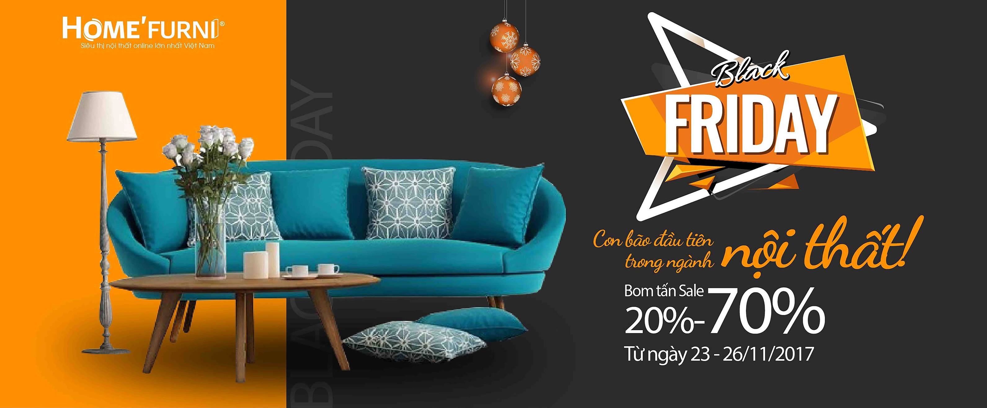 BLACK FRIDAY 23-26.11.2017 Vifahome