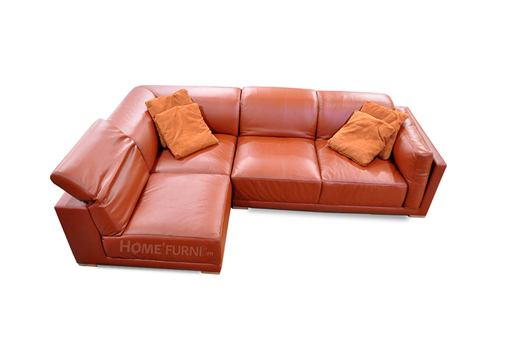 Sofa Spazio chữ L - Microleather