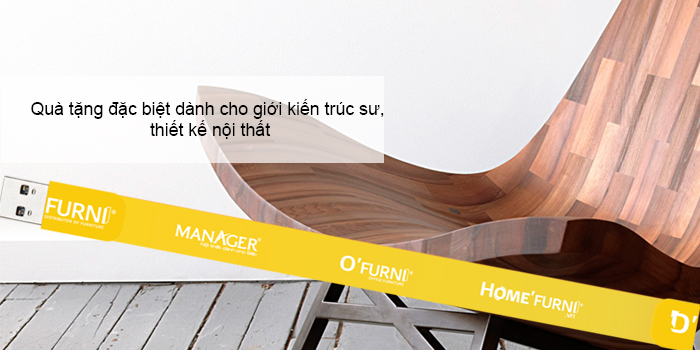 Quà tặng đặc biệt dành cho kiến trúc sư - thiết kế nội thất